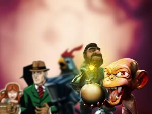 Netent games art
