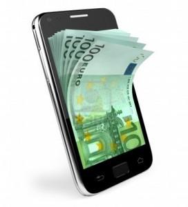 Mobiel geld verdienen