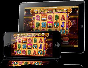 Mobiel casino no deposit