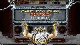 Online jackpot spellen